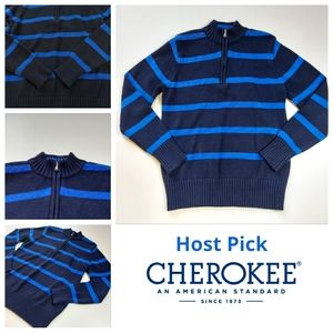 Knitted CHEROKEE Turtleneck Pullover Sweater